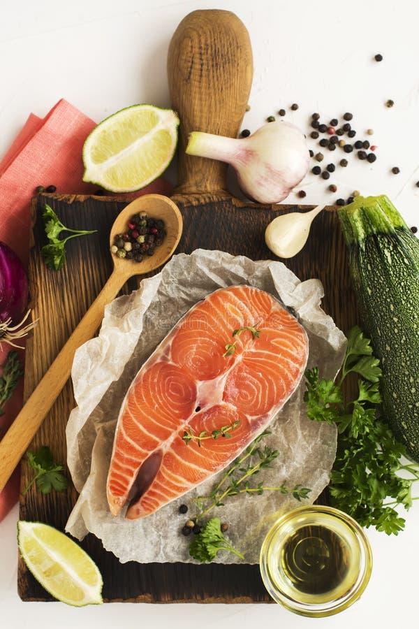 Ingredienti sani del pranzo fotografia stock