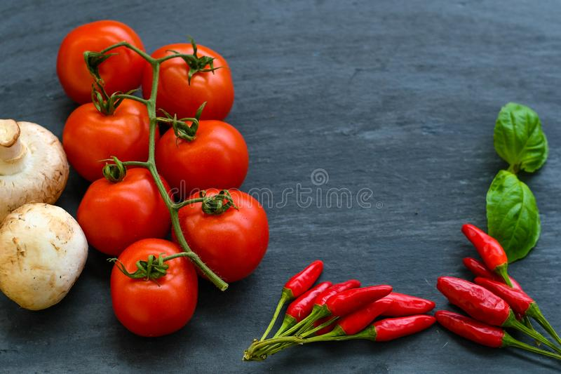 Ingredients for cooking. royalty free stock images
