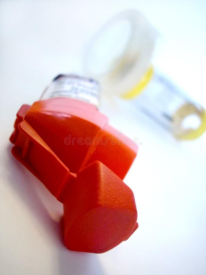 Inhalateur photo libre de droits