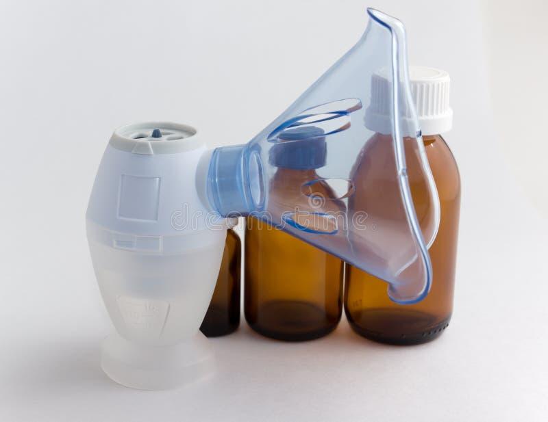 Inhalator obraz stock
