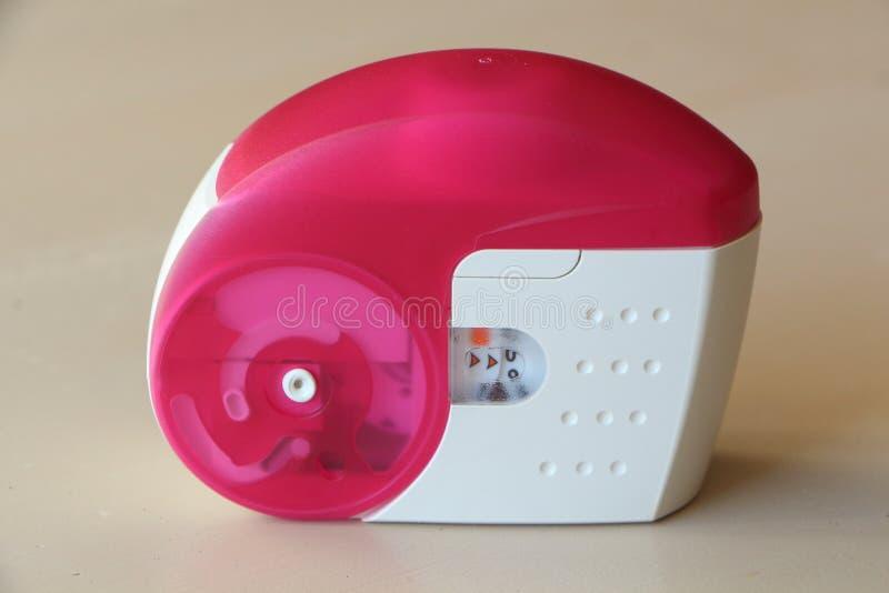 Inhalator przeciw astmie zdjęcie stock