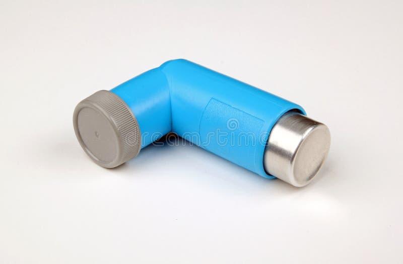 Inhaleertoestel royalty-vrije stock afbeelding