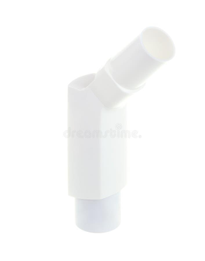 inhaler arkivbild