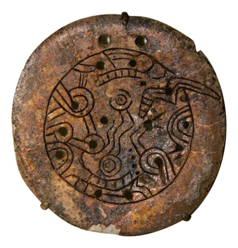 Inheems Amerikaans Artefact royalty-vrije stock afbeelding