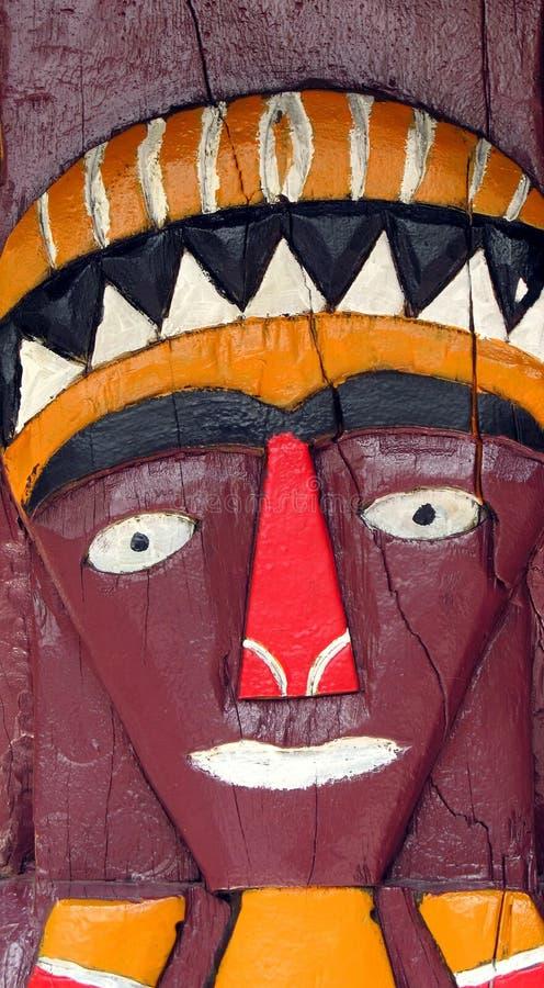 Inheems Ontwerp royalty-vrije stock fotografie