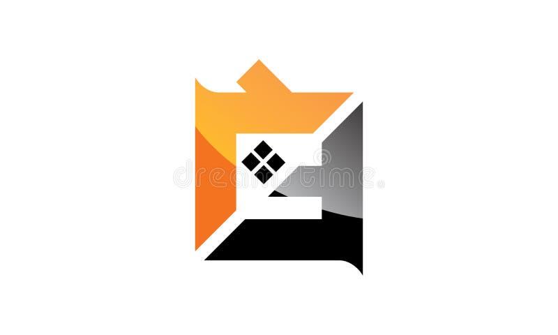 Inicial RF de la solución de Real Estate libre illustration