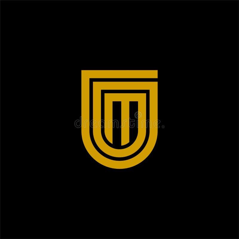 Letter K Feather Logo Template: Initial Letter Sg/gs Logo Stock Vector. Illustration Of