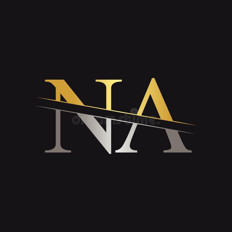 Letter N Square Shape Logo Vector Icon