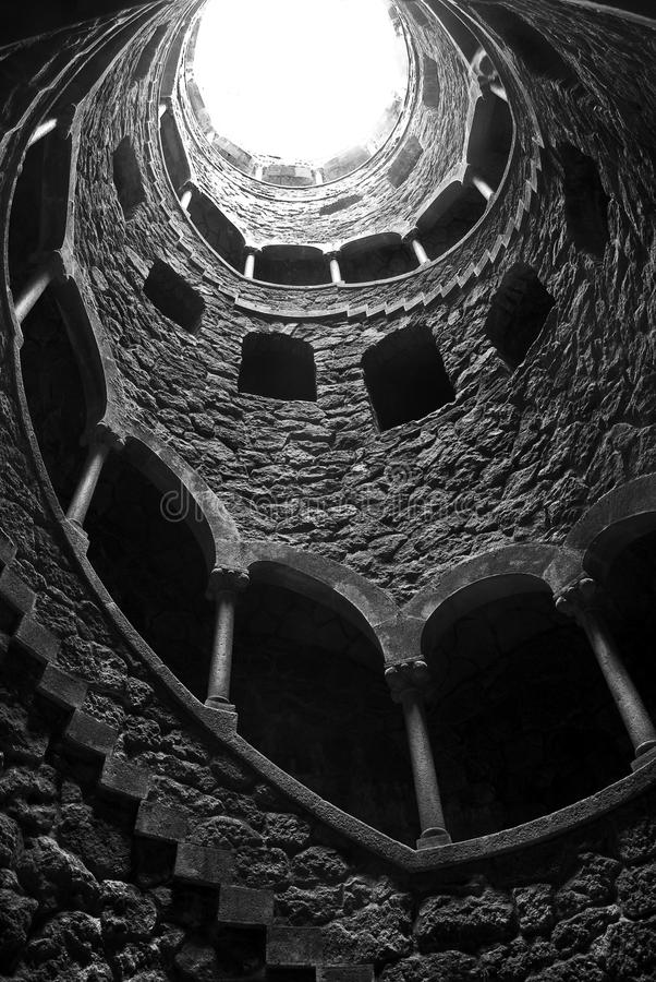 Initiation Well royalty free stock image