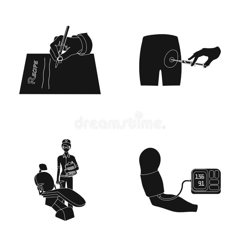 Graphismes Noirs De Mesure De Vecteur Illustration de..