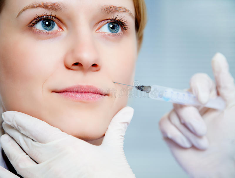 Download Injection of youth stock photo. Image of botox®, alternative - 28802490