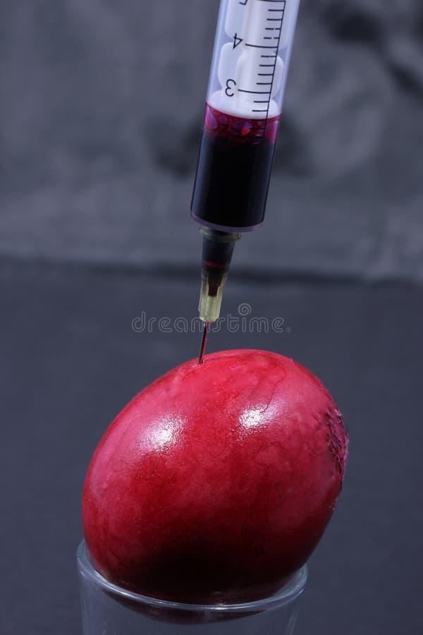 injektion royaltyfri foto