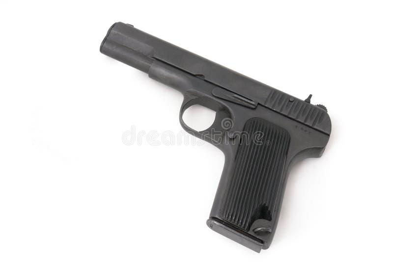 Injetor soviético da pistola da mão fotografia de stock