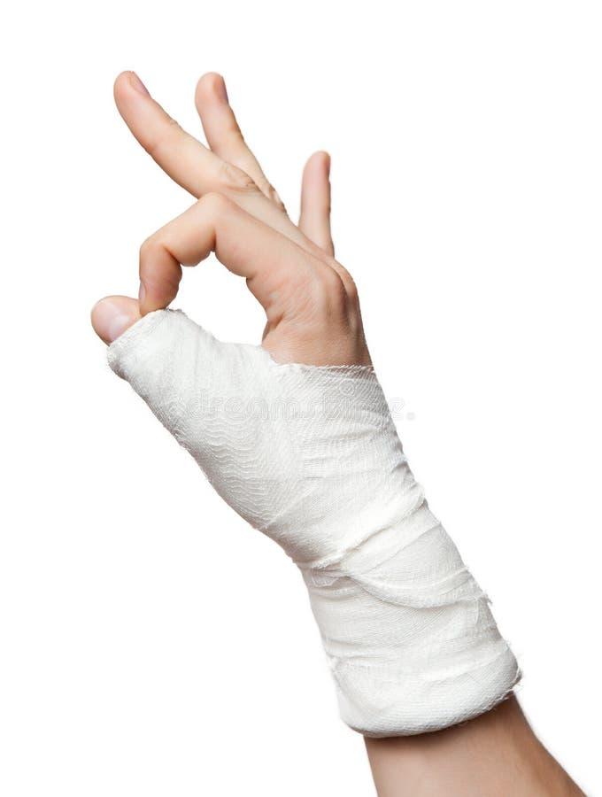 Download Injured Finger stock photo. Image of break, hurt, repair - 18468082