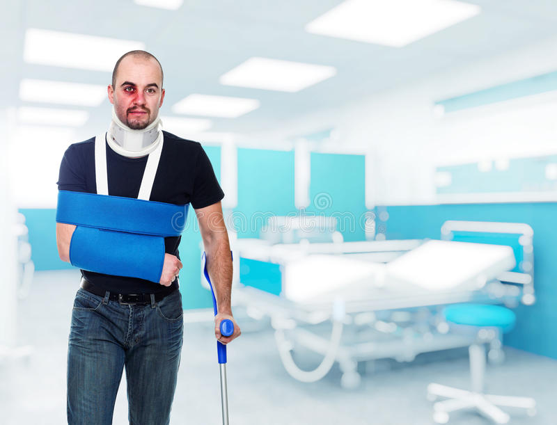 Download Injured man stock photo. Image of young, adult, human - 21770028