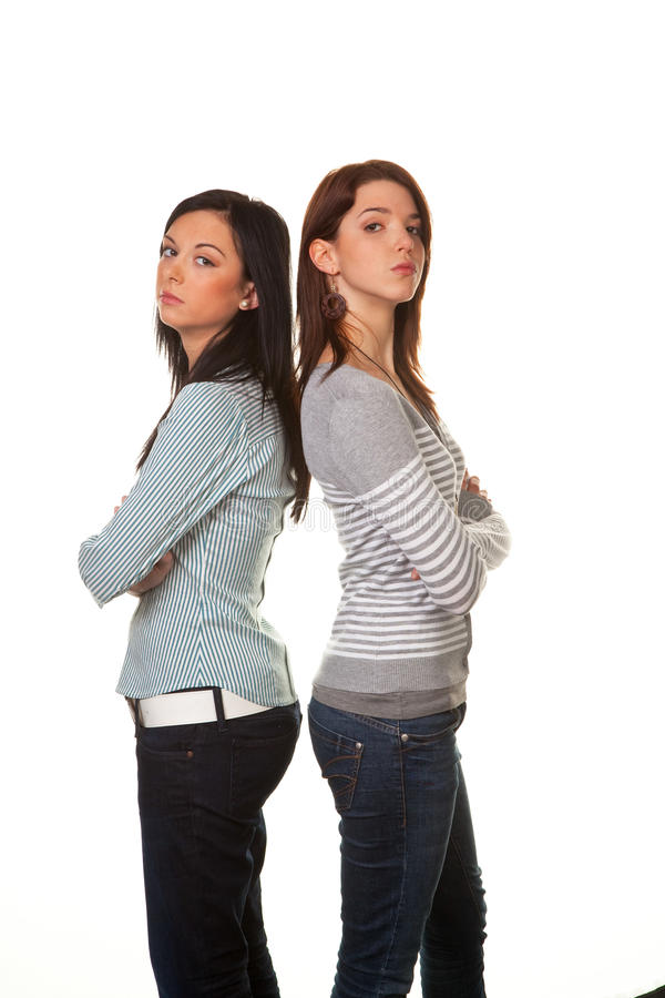 Download Injured women stock photo. Image of argue, puberty, feeling - 14630346