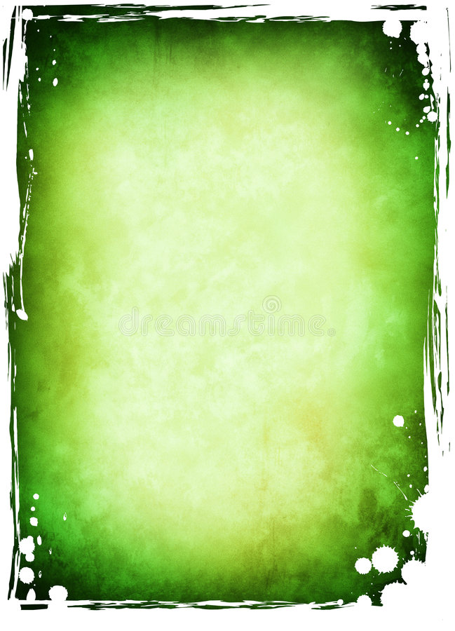 Download Ink Frame stock image. Image of faded, element, brush - 5220473