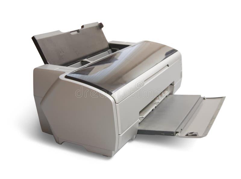 Ink-jet printer stock afbeelding