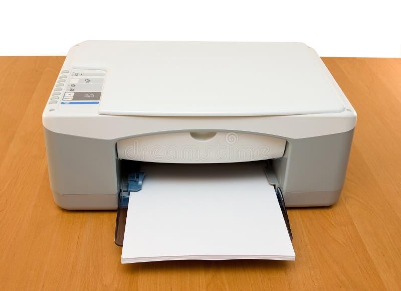 Ink-jet Printer Stock Image