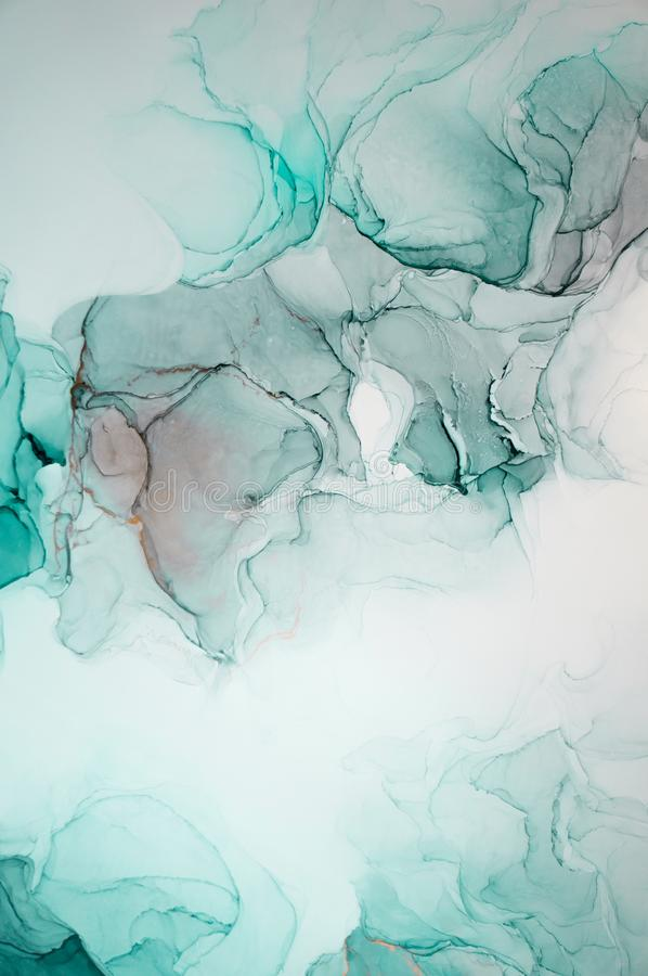 Ink, paint, abstract. Colorful abstract painting background. Highly-textured oil paint. High quality detaInk, paint, abstract. royalty free stock photo