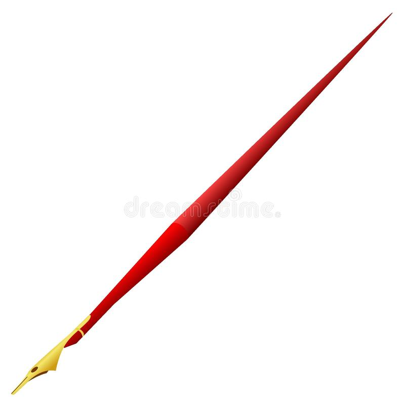 Ink Pen Stock Photography