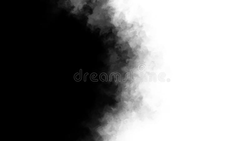 Ink transition splatter blot spreading left to right turbulent moving abstract painting animation background new cool royalty free stock images
