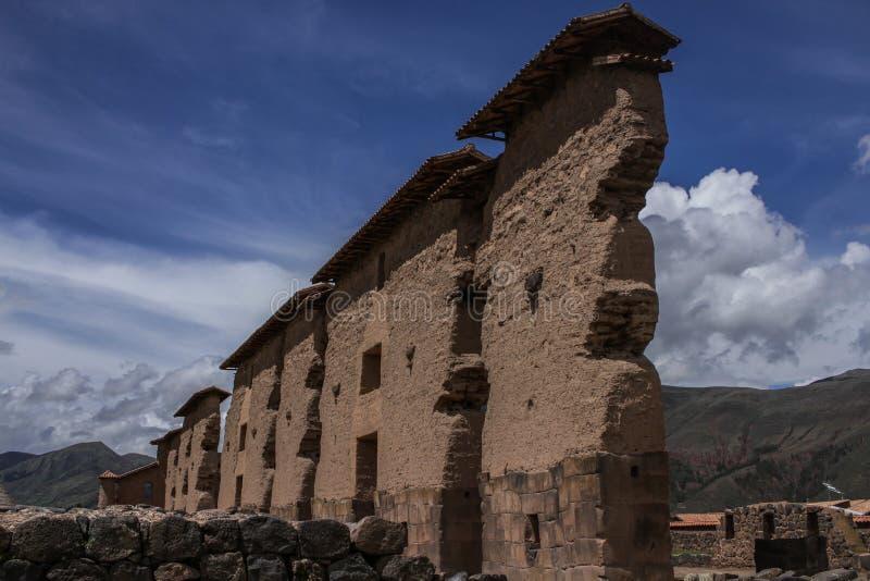 Inka-висок стоковое фото