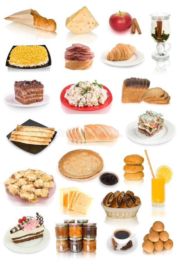 inkasowy jedzenie zdjęcie stock