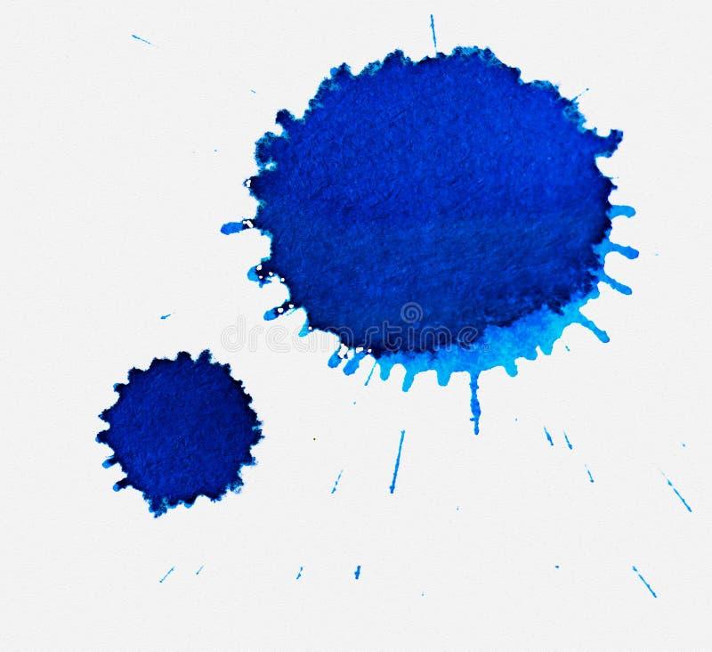 inkblots стоковое изображение