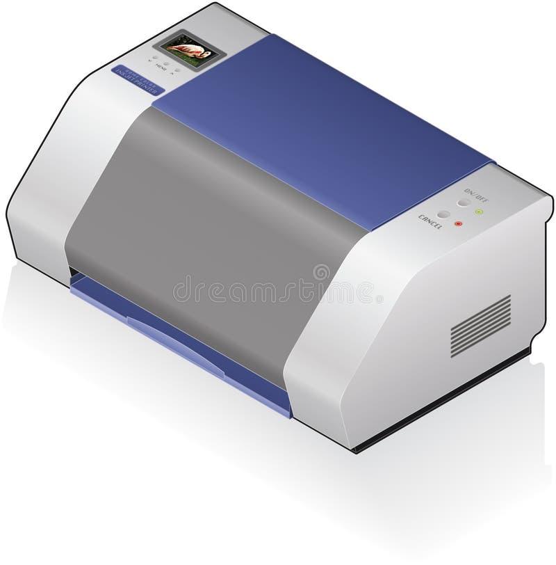 InkJet Printer Royalty Free Stock Photo