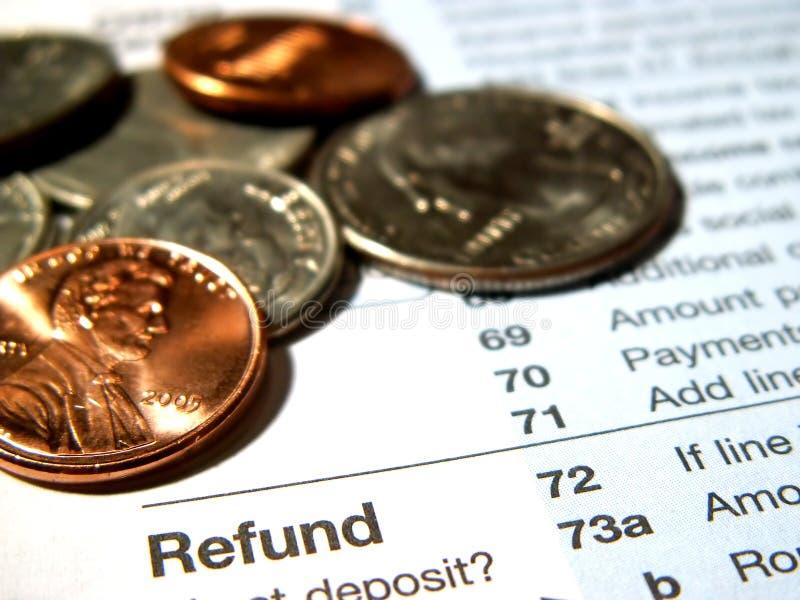 Inkomstenbelastingsterugbetaling