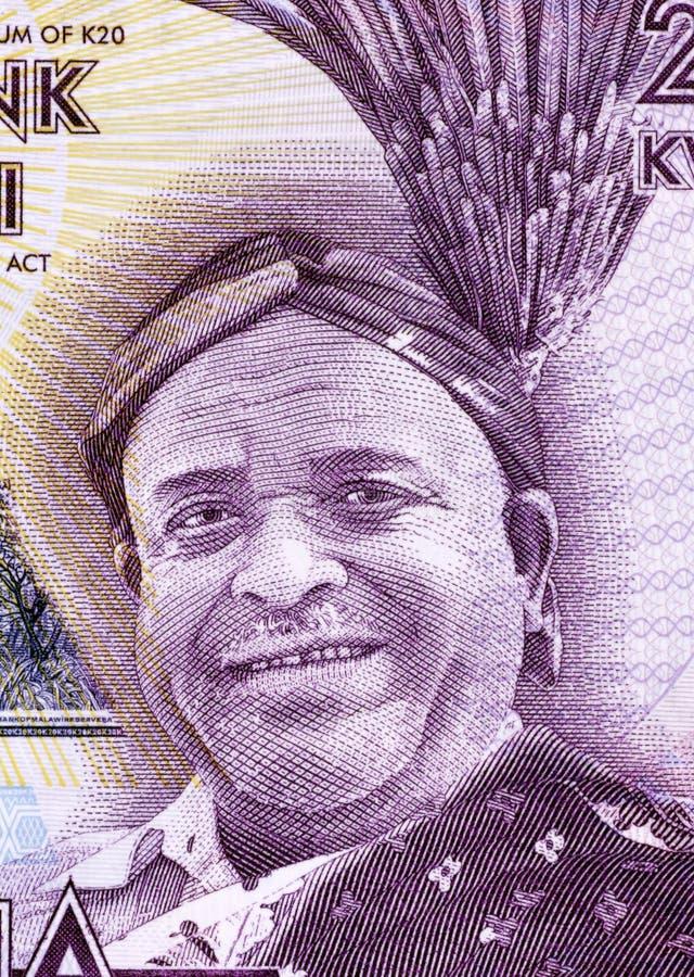 Inkosi Ya Makhosi M Mbelwa II royalty-vrije stock afbeeldingen
