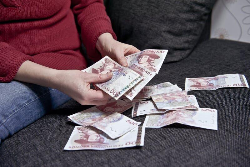 Inländisches Budget lizenzfreie stockfotografie