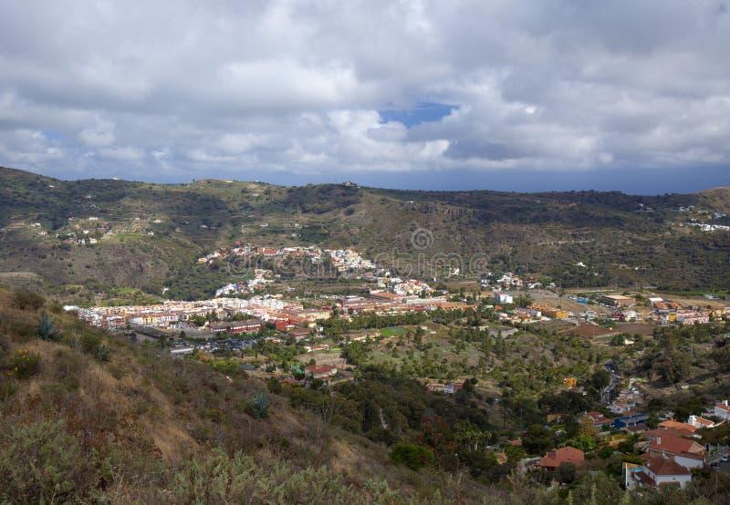 Inlad Gran Canaria, апрель стоковые изображения rf