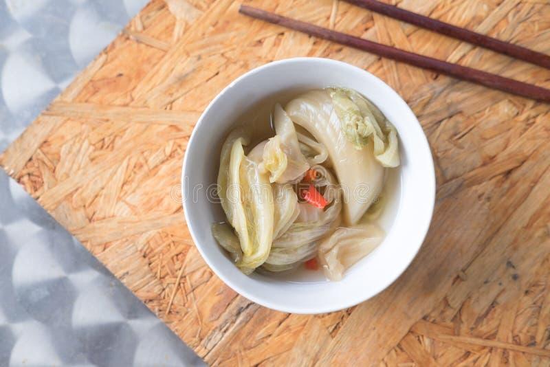 inlagda grönsaker royaltyfri fotografi