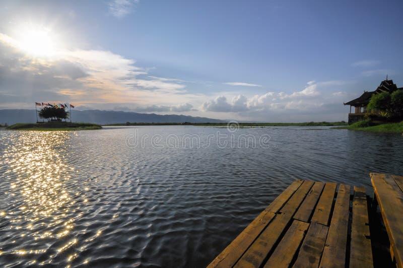 Inle Lake, Shan State, Myanmar , Myanmar. (Burma stock photo