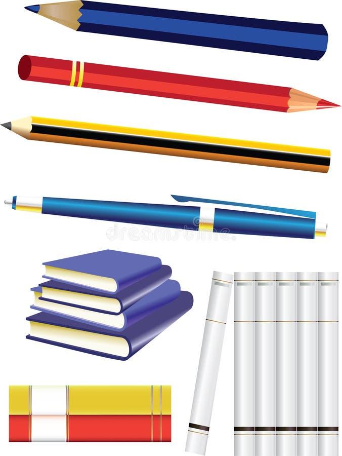 Inmóvil stock de ilustración