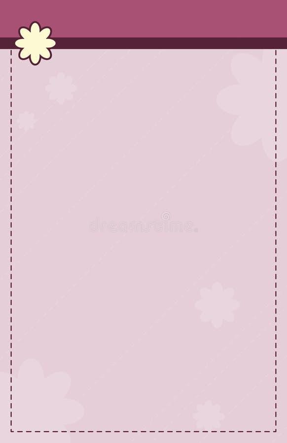Inmóvil floral rosado libre illustration