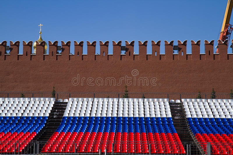 Inmoscow do Kremlin fotos de stock royalty free