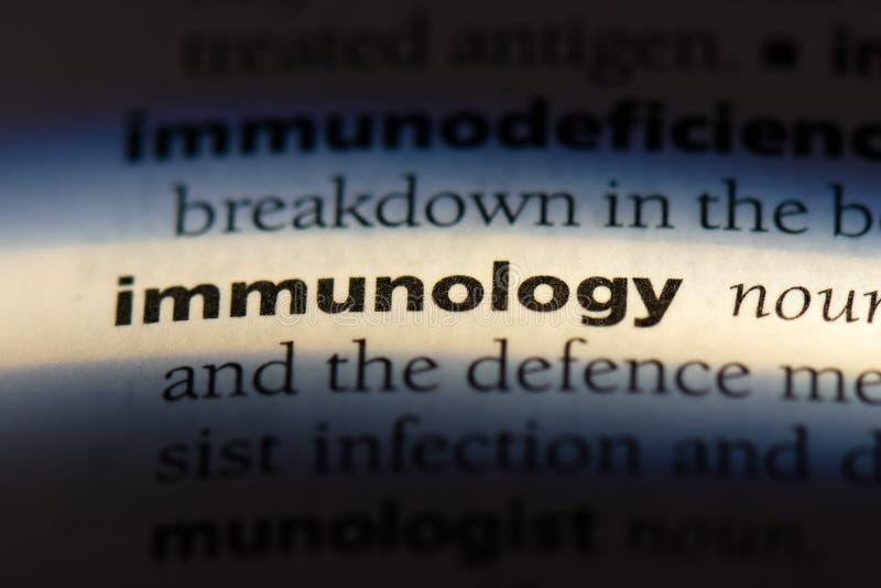 inmunología imagenes de archivo