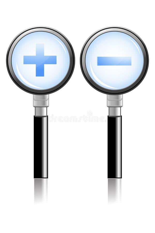 Innen summen Symbol des lauten Summens heraus laut vektor abbildung