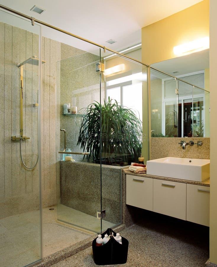 Innenarchitektur badezimmer stockfoto bild von spiegel - Innenarchitektur badezimmer ...
