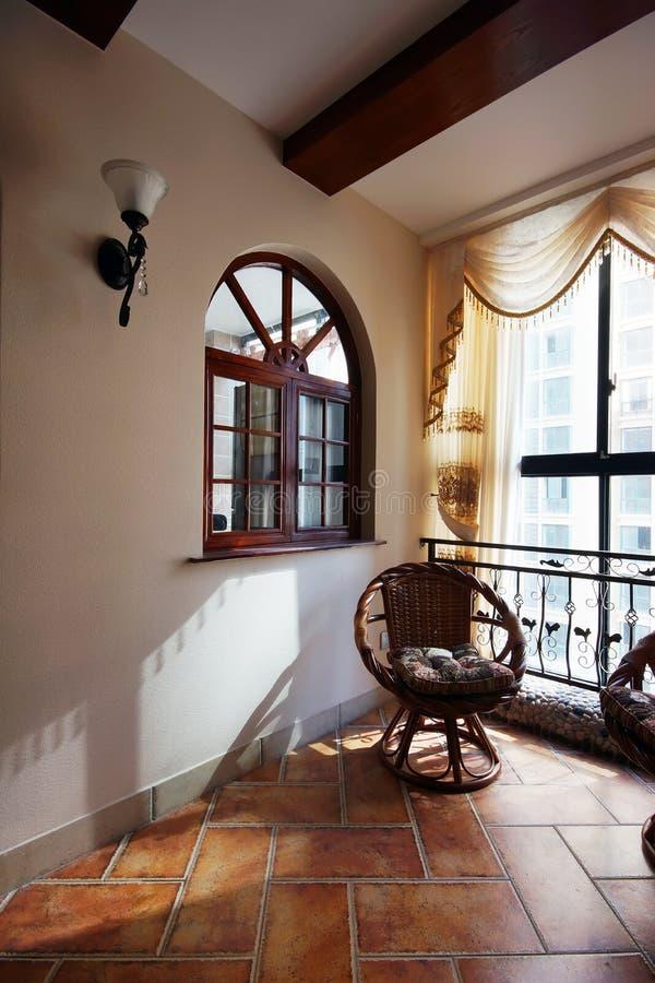 Innenfenster stockfoto bild von innen sofa leben for Dekoration innen