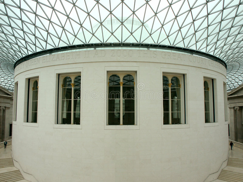 Innenraum British Museums