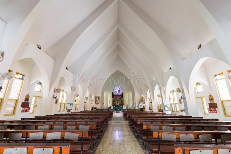 Innenraum des St. Bernard Church, eine Römisch-katholische Kirche an K stockbilder