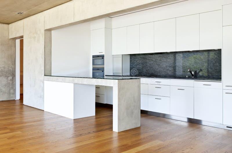 Innenraum, Küche lizenzfreie stockbilder