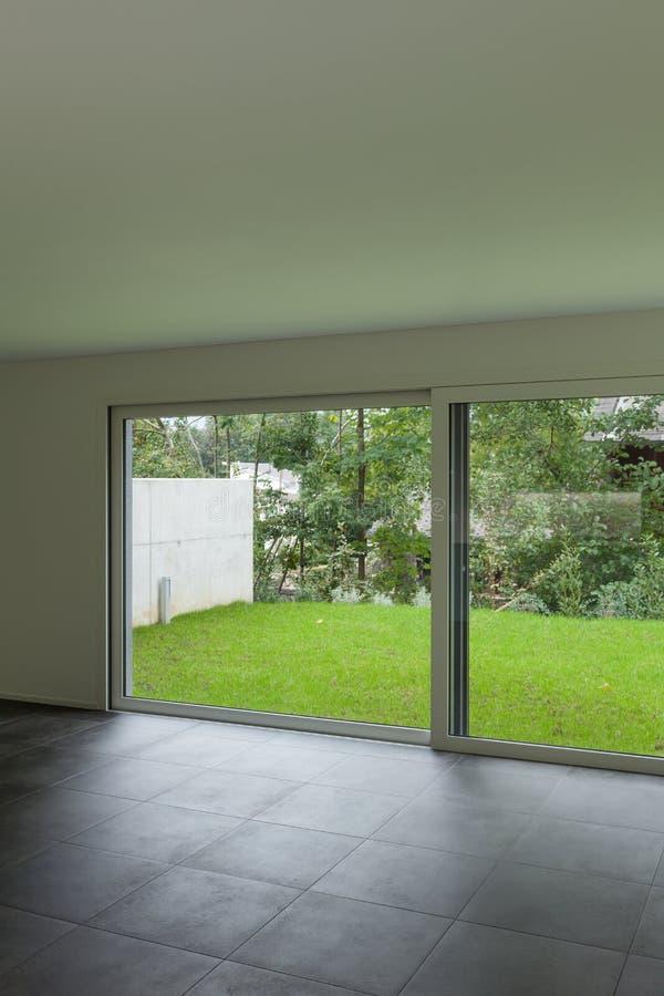 Fenster innenraum  Innenraum, Wohnzimmer Und Großes Fenster Stockfoto - Bild: 63351078