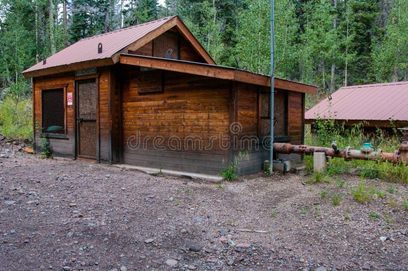 Inner Basin Trail stock images