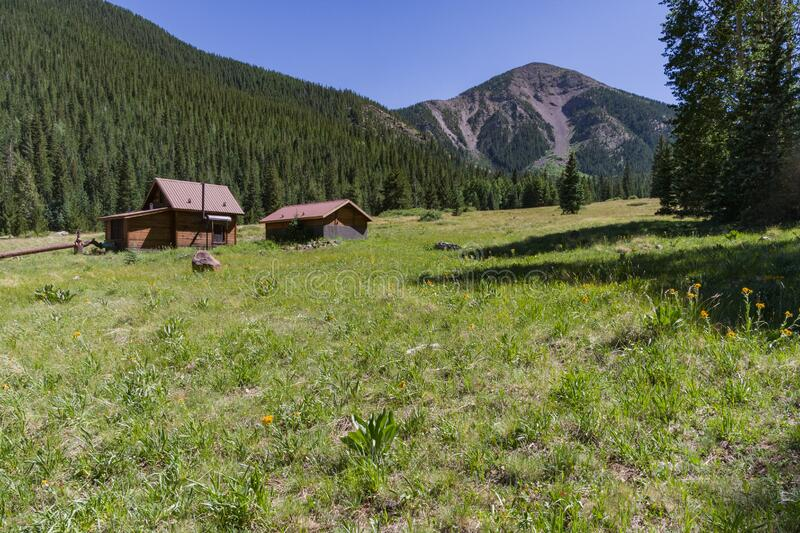 Inner Basin Trail No. 29 stock photography