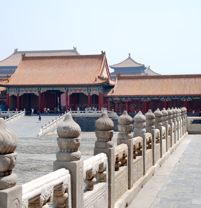 Download Inner Court, Forbidden City Stock Image - Image: 4537009